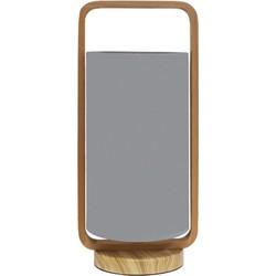 Nippon tafellamp - grijs - 15 x 45 cm