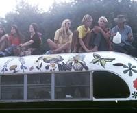 Zurück in die 70er - Woodstock Style