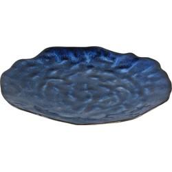 Coutler Blue - 22.3 x 22.3 x 3.2 cm