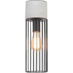 It's About RoMi Plafondlamp Memphis Zwart