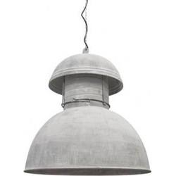 Hanglamp Industriële Warehouse - XL - Rustiekgrijs - HK Living