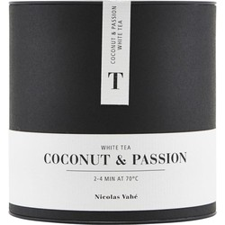 Nicolas Vahe - Thee - White tea - Coconut and Passion