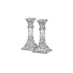 Waterford Lismore tall candlestick,set of 2