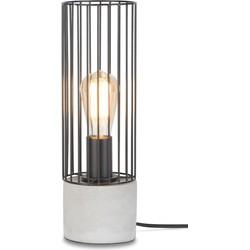 Tafellamp Memphis Zwart