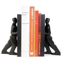 Kikkerland Pushing Men Boekensteun