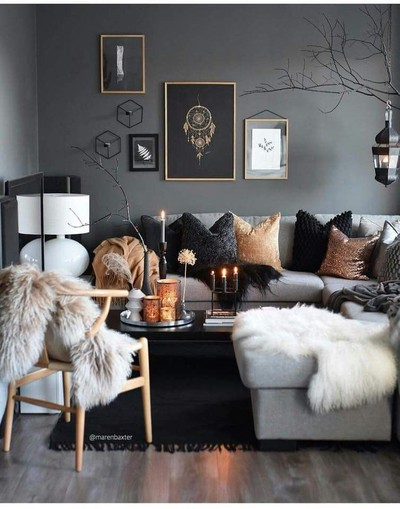 Budget styling: cozy woonkamer