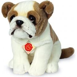 Knuffel Hond Engelse Bulldog - Hermann Teddy