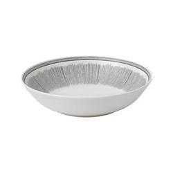ED Ellen DeGeneres for Royal Doulton Grey Line Pasta Bowl