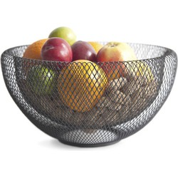 Nest Bowl Fruitschaal | 30 cm | Black