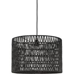 LABEL51 - Hanglamp Stripe 45x45x30 cm - Industrieel - Zwart