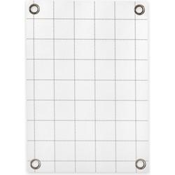 Tuinposter Grid (50x70cm)