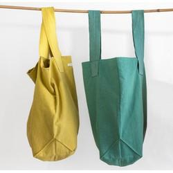 Urban Nature Culture shopper bag malachite green