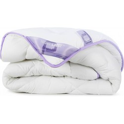 Nightsrest Enkel Dekbed Lavendel Maat: 140x200 cm