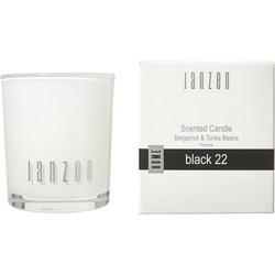 Janzen Home Parfum Kaars Black 22