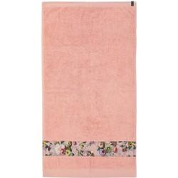Essenza Badtextiel Fleur Rose-Gastendoek (30 x 50 cm)