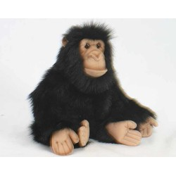 Knuffel Pluche Chimpansee - Hansa Creation