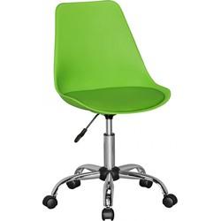 24Designs Bureaustoel Dex Office - Groene Zitting