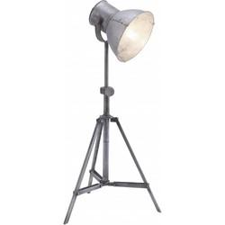 Vloerlamp SAMIA Vintage Metaal 85cm Hoog