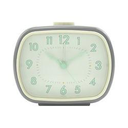 London Clock Company Retro Rectangle Alarm