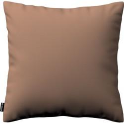 Kussenhoes Kinga chocolade bruin