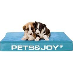 Sit&joy Dog Bed Medium - Aqua