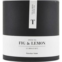 Nicolas Vahe - Thee - Green tea - Fig and Lemon