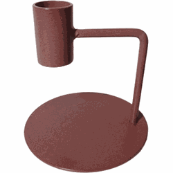 Kandelaar brique curve 10 cm