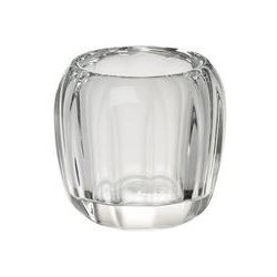 Villeroy & Boch Coloured Delight Tea Light Holder Clear