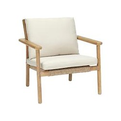 John Lewis Croft Collection Islay Lounging Armchair, FSC Certified