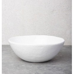 Urban Nomad Bowl - White (Ø19 cm)