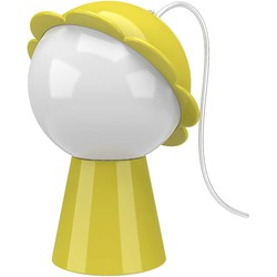 Qeeboo Daisy Lamp Yellow