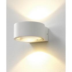 Wandlamp LED Hudson WIT IP54