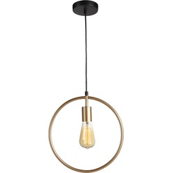 Lifa hanglamp Circle Rose