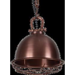 Hanglamp Figaro 35 cm Mat Copper