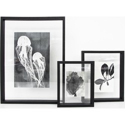 Photo frame floating - Small black