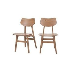 Jacob Dining Chairs, Ash: Scandi design, Wooden Dining Chairs