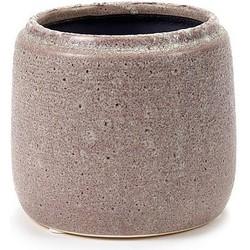Serax Pot Vintage Purper M - Ø 17 x 15 cm