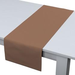 Rechthoekige tafelloper mocca