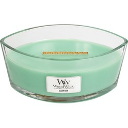 WoodWick® HearthWick Flame Ellipse Clean Rain