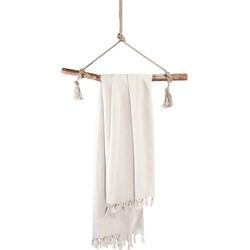 Hamamdoek Soft Cotton 100x180 cm kiezel