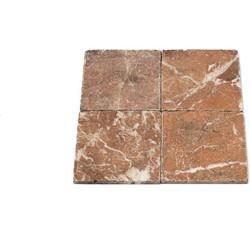 Burdur Brown Tumbled 15 x 15 x 1 cm