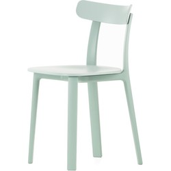 Vitra - All Plastic Chair, eisgrau