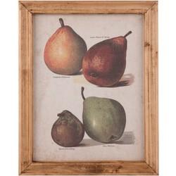Clayre & Eef Schilderij 35x45cm
