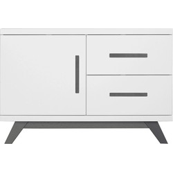 Bopita - TV-Kast - Levi - White/Grey Wash