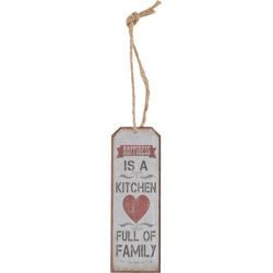 Clayre & Eef Deco hanger (family)