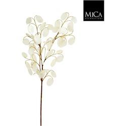 Mica Decorations judas penning maat in cm: 75 wit