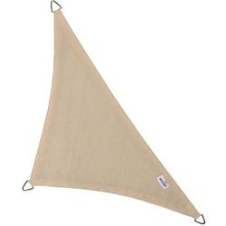 Schaduwdoek - Nesling - Coolfit - Gebroken wit - Driehoek 90º - 4 x 4 x 5,7 m
