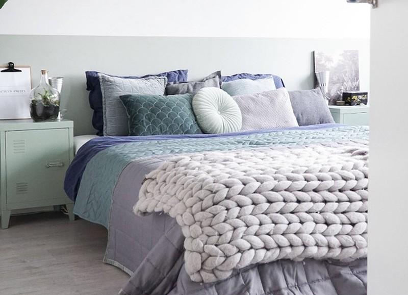 5x simpele manieren om je slaapkamer een make-over te geven