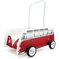 Loopwagen Classic VW T1 Rood - Hape