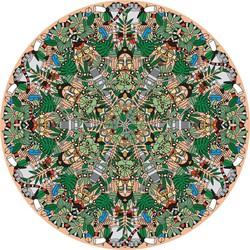 Carpet Moooi L'Afrique - 350 x 350 cm